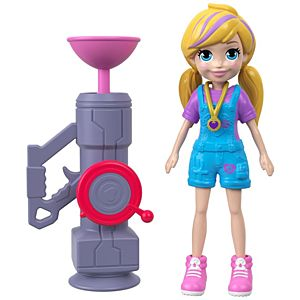 Polly Pocket™ Zip 'n' Blast Polly Doll