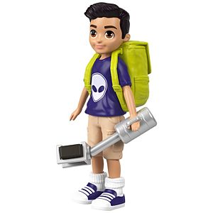 Polly Pocket™ Selfie Stick Nicolas Doll
