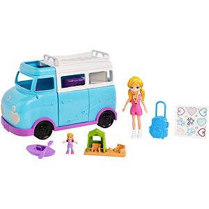 Polly Pocket® Glamping Van