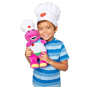 Barney Chef Hat for Kids