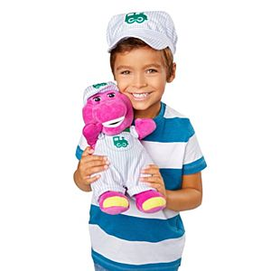 Barney Train Conductor Hat for Kids