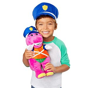 Barney Police Hat for Kids