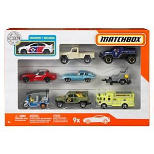 Matchbox Pack #5