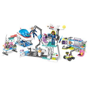 Mega Construx American Girl: Luciana's Space Camp Adventures