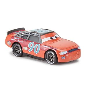 Disney/Pixar Cars Thomasville Racing Legends Ponchy Wipeout Die-cast Vehicle