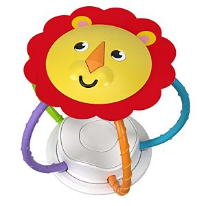 Twist & Turn Lion Rattle