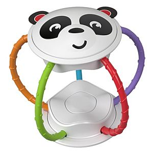 Twist & Turn Panda Rattle