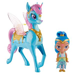 Shimmer and Shine™ Shine & Magical Flying Zahracorn