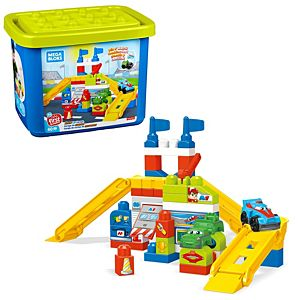 Mega Bloks® Race Car Garage