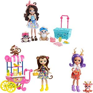 Enchantimals™ Picnic In The Park 3-Pack Doll & Playset Bundle