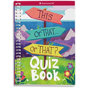 This or That or That? Quiz Book