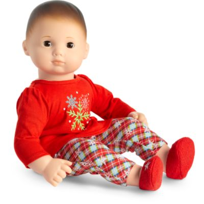 421d4ba8e Snowy Dreams PJs for Bitty Baby Dolls