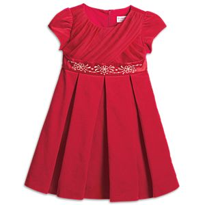 Merry & Bright Party Dress for Little Girls