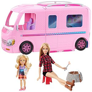Barbie® DreamCamper™ Gift Set