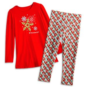 Holiday Dreams Pajamas for Girls
