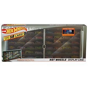 Hot Wheels® Display Case
