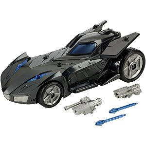 Batman™ Missions™ Missile Launcher Batmobile Vehicle