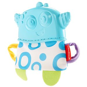 Mini Monsters Teething Pal - Blue