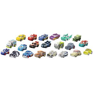 Disney/Pixar Cars Mini Racers 21-Pack