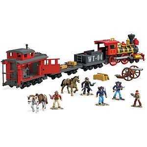 Mega Construx™ Probuilder™ Train Heist Construction Set