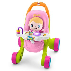 Stroll 'n Learn Walker Gift Set