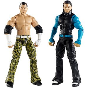 WWE® Hardy Boyz Elite Collection Action Figure 2-Pack