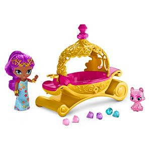 Shimmer and Shine™ Animal Genie Misha & Carriage