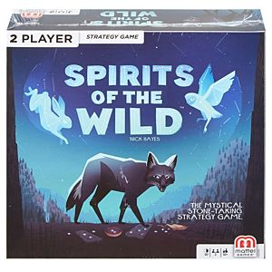Spirits of the Wild™ - Two-Player Strategy Game