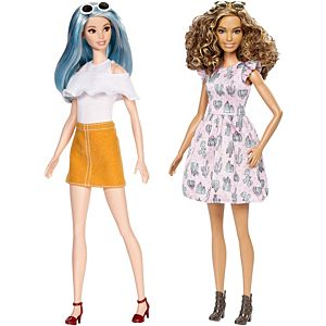 Barbie® Fashionistas®  Tall 2-Pack Gift Set