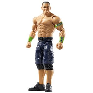 WWE® Sound Slammers John Cena® Motion-Activated Action Figure
