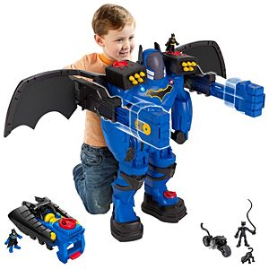 Imaginext® DC Super Friends™ Batbot Xtreme Gift Set