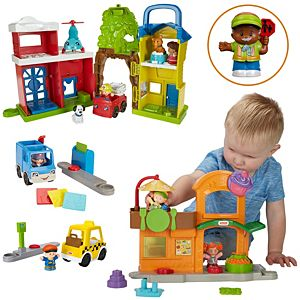 Little People® In the Neighborhood Gift Set