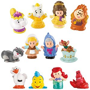 Disney Princess Characters Gift Set by Little People®