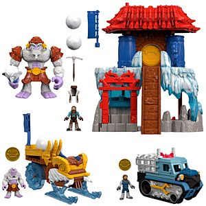 Imaginext® Yeti Mountain Gift Set