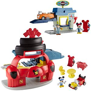 Mickey Roadster Racers Figures Gift Set