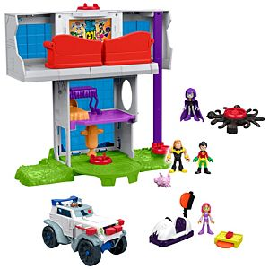 Imaginext® Teen Titans Go!™ Tower Gift Set