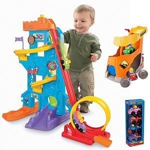 Little People® Wheelies™ Gift Set