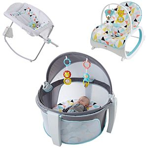 Everything Baby Complete Modern Gift Set