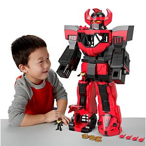 Imaginext® Power Rangers Morphin Megazord