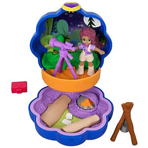 Polly Pocket™ Out of Sight Campsite™ Compact