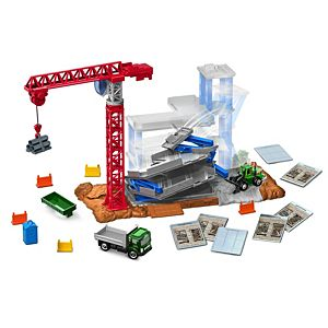Matchbox® Downtown Demolition Playset