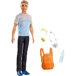 Barbie® Travel ​Ken™ Doll