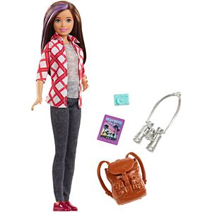 Barbie® Travel ​Skipper™ Doll