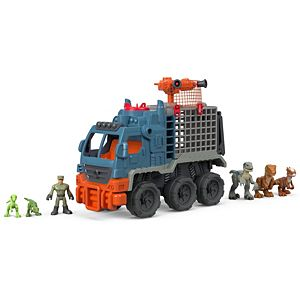Imaginext® Jurassic World™ Dinosaur Hauler Gift Set