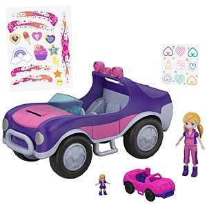 Polly Pocket™ Secret Utility Vehicle™