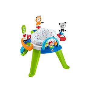 3-in-1 Spin & Sort Activity Center