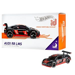 Hot Wheels™ iD Audi R8 LMS-SA