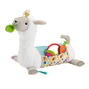 Grow-with-Me Tummy Time Llama