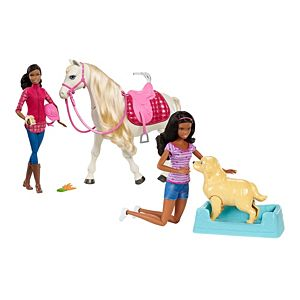 Barbie® and Her Pets Gift Set