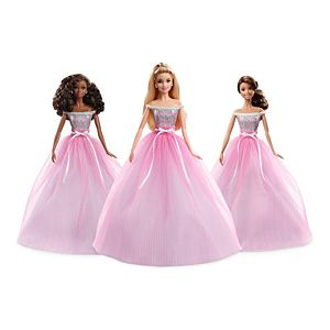 Birthday Wishes® Barbie® Gift Set
